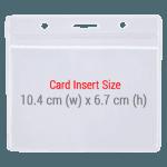 lanyardsdesign - accessories - pvc card holder - big