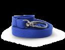 lanyardsdesign - blue tubular lanyard